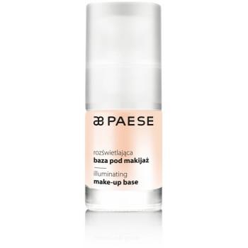 Светоотражающая база под макияж Illuminating make-up base Paese