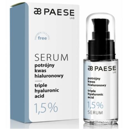 Гиалуроновая кислота Serum hyaluronic acid Paese