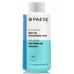 Жидкость для снятия макияжа Two-phase eye makeup remover Paese