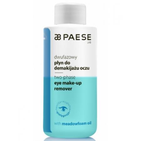 Жидкость для снятия макияжа Two-phase eye makeup remover