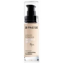 Легкий увлажняющий тональный крем Liquid Powder Double Skin Aqua Lightweight and moisturizing Paese