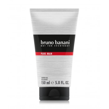 Гель для душа Bruno Banani Pure Men