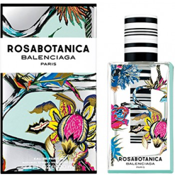 Парфюмерная вода для женщин Balenciaga Rosabotanica Eau De Parfum Natural Spray