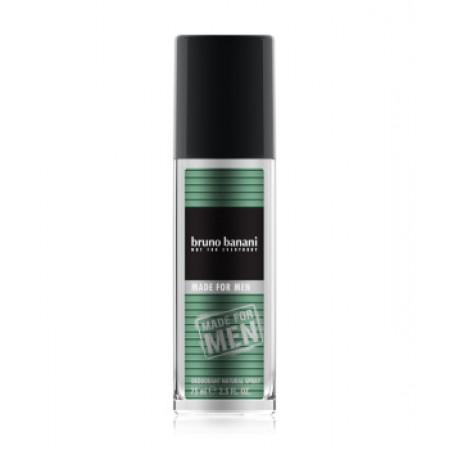 Дезодорант натуральный спрей Bruno Banani Made for Men