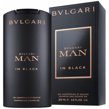 Шампунь и гель для душа Bvlgari Man in Black Bvlgari
