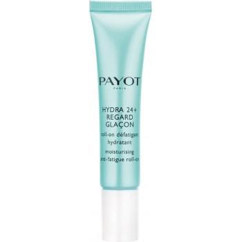 Увлажняющий роликовый гель для снятия усталости кожи вокруг глаз, с комплексом Hydro DefenceHydra24 Regard Glacon Payot