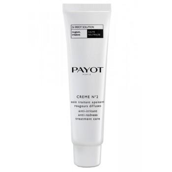 Успокаивающий крем против раздражения и покраснения Dr Payot Solution/Creme N°2 anti-irritant, anti-redness, treatment care Payot