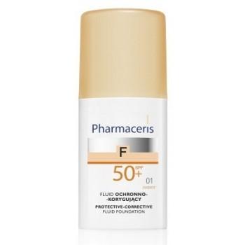 Pharmaceris F Защитный тональный флюид SPF50+ Dr Irena Eris