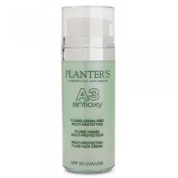 """A3 antioxy"" Мульти-защитный крем-флюид Planters"