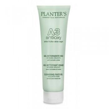 """""""A3 antioxy"""" Очищающий крем-гель Planters"""