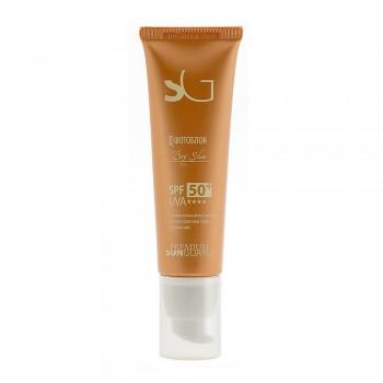 Крем фотоблок Dry Skin SPF 50 + Premium