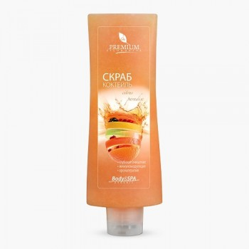 Скраб-коктейль «Citrus Paradise» Premium