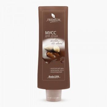 Мусс для душа «Chocolate&Almond» Premium