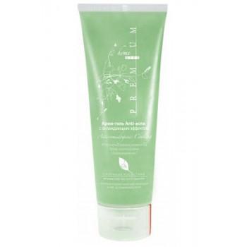 Крем-гель Anti-acne с охлаждающим эффектом для проблемной кожи Premium
