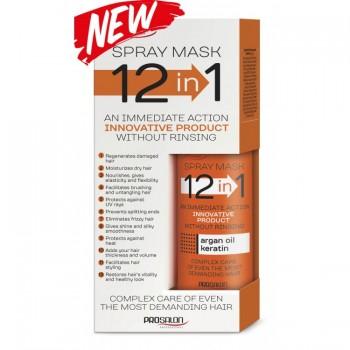 Маска для волос в спрее Hair mask in spray 12 in 1 ProSalon Professional