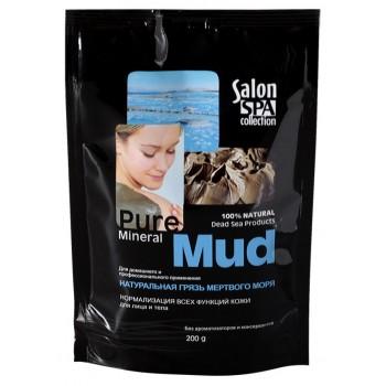 Натуральная грязь Мертвого Моря для тела Salon SPA