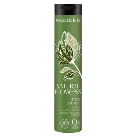 Аква-шампунь для частого применения Natural Flowers Hydro Shampoo