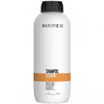 Шампунь кератиновый Shampoo Кeratin Rigene-Rante Selective