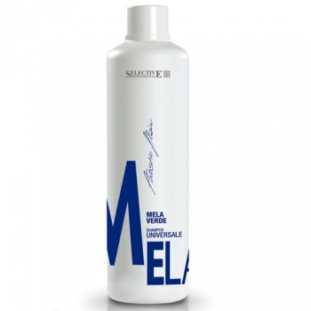 Шампунь Зелёное яблоко для всех типов волос Mela Verde Selective