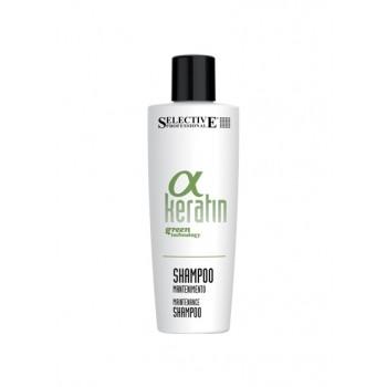 Набор по уходу за волосами после кератинового выпрямления Shampoo Mantenimento + Maschera Condizonante Selective