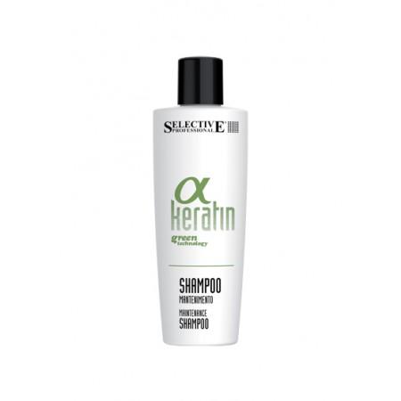 Набор по уходу за волосами после кератинового выпрямления Shampoo Mantenimento + Maschera Condizonante