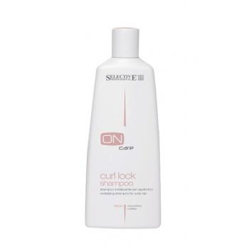 Тонизирующий шампунь для вьющихся волос Curl Lock shampoo Selective