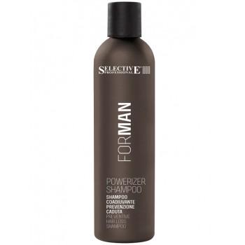 Шампунь для профилактики выпадения волос Powerizer Shampoo Selective
