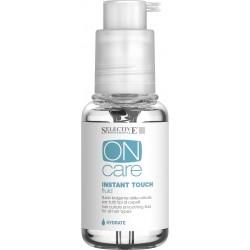 Интенсивная протеиновая сыворотка для восстановления поврежденных волос Instant Tough fluid Selective