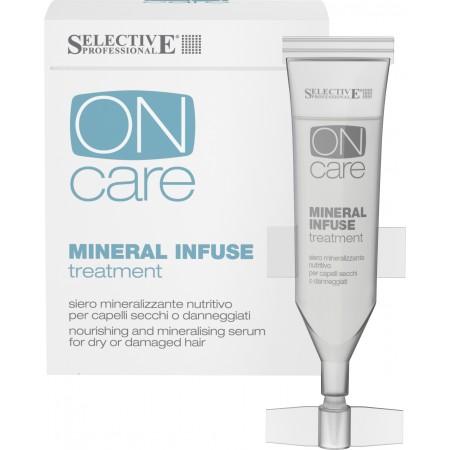 Питательная  сыворотка с минералами для сухих и поврежденных волос Mineral Infuse treatment