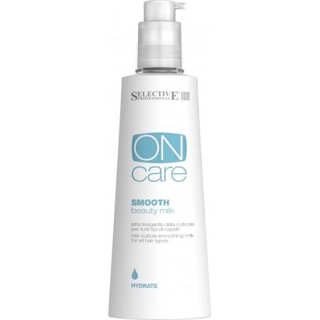 Молочко для выглаживания кутикулы для всех типов волос Smooth Beauty Milk