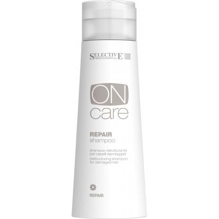 Восстанавливающий шампунь для поврежденных волос Repair shampoo