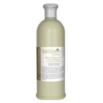Эмульсия после депиляции с ванилью Vanilla Fluid Emulsion Vanilla - Chamomile  SkinSystem