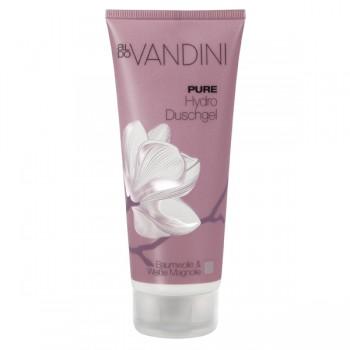 Увлажняющий гель для душа Хлопок и Белая магнолия Pure Hydrating Shower Gel Cotton & White Magnolia Aldo Vandini