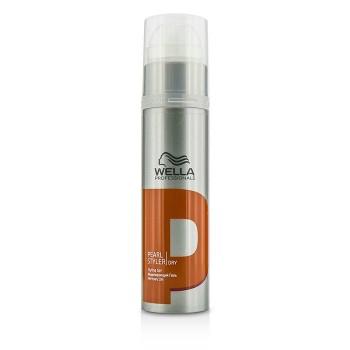 Гель с перламутровым блеском /степень фиксации 3 Pearl styler gel Wella Professional