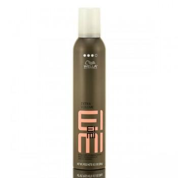 Пена для укладки волос сильной фиксации Eimi extra volume Wella Professional