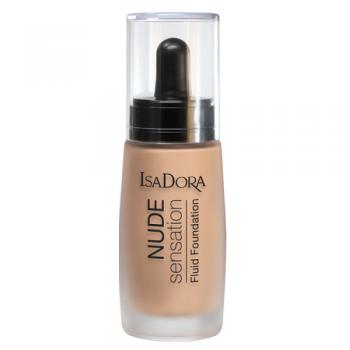 Тональная основа Nude Sensation Fluid Foundation IsaDora