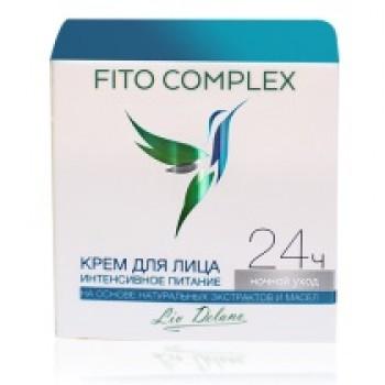 Крем для лица Интенсивное Питание 24 ч Fito Complex Liv Delano