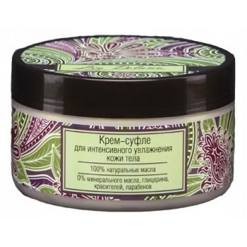 Крем-суфле для интенсивного увлажнения кожи тела Liv Delano