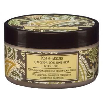 Крем-масло для сухой обезвоженной кожи тела Liv Delano