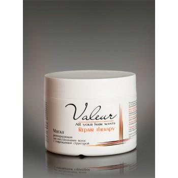 Маска регенерирующая для восстановления волос с поврежденной структурой Liv Delano