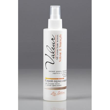 Спрей-термозащита для укладки волос с легкой фиксацией
