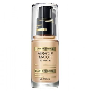 Тональный крем Miracle Match Foundation Max Factor