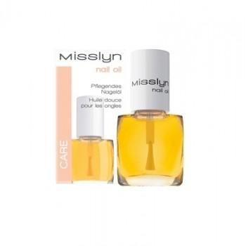 Ухаживающее масло для ногтей и кутикулы Nail Oil Misslyn