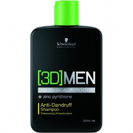 Шампунь против перхоти для мужчин Anti-Dandruff Shampoo 3D Men
