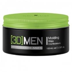 Формирующий воск для волос для мужчин Molding Wax 3D Men (Schwarzkopf Professional)