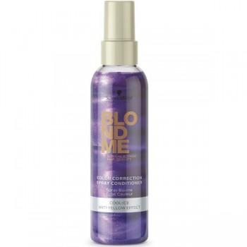 Спрей-кондиционер для холодных оттенков светлых волос Color Collection BlondMe (Schwarzkopf Professional)