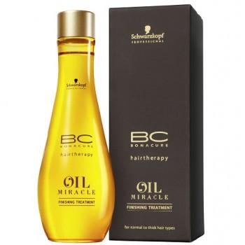 """Маска для нормальных и жестких волос """"Oil Miracle Light """" Bonacure (Schwarzkopf Professional)"""