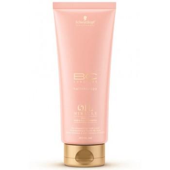 Шампунь для кожи головы и волос, подверженных стрессу Rose Oil Hair & Scalp Shampoo Bonacure (Schwarzkopf Professional)
