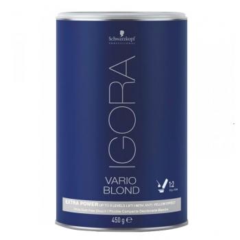 Порошок для профессионального экстра обесцвечивания волос, не образующий пыли Vario Blond Extra Power Igora (Schwarzkopf Professional)