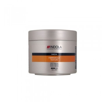 Текстурирующая паста для волос Fibre Mold Texture Indola Professional